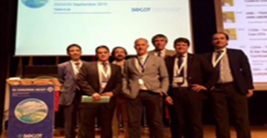 Ponencia oficial en mesa de expertos del Dr. Ribera en el congreso nacional de traumatología y cirugía ortopédica