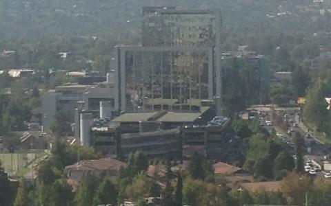 Foto de la clínica alemana de santiago de chile considerada centro mundial de referencia con standards de calidad acreditados usa.