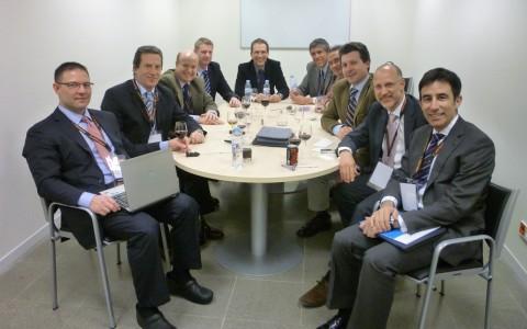 El Dr. Ribera en Reunión de Expertos Internacional en Artroscopia de Cadera liderada por el Dr Brian Kelly ( Hospital for Special Surgery. New York )