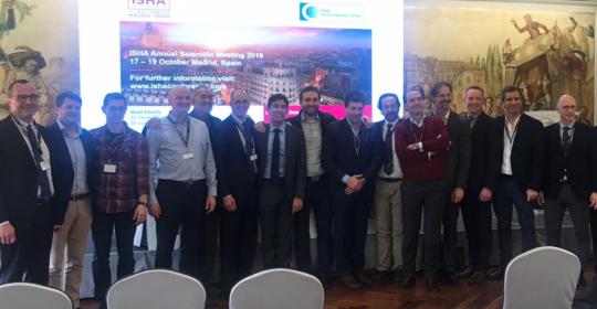 Cirujano de cadera en Sevilla: ponencia del Dr. Ribera en el 10th Santander HIP Meeting