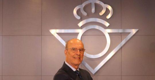 El doctor Rafael Muela, nuevo consejero del Real Betis Balompié