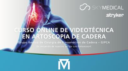 Éxito del VI curso de videotécnicas en artroscopia de cadera con la participación de la unidad de cadera del centro Cot-Viamed