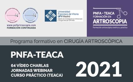 El Dr. Ribera, elegido Profesor Titular del Plan Nacional de Formación para Expertos en Artroscopia de Cadera