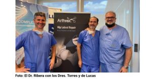 Artroscopia Cadera