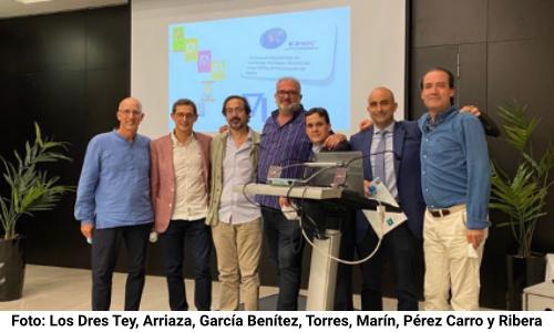 Éxito del VII Curso Nacional de Videotécnicas en Artroscopia de Cadera  con la organización y participación del Dr. Ribera