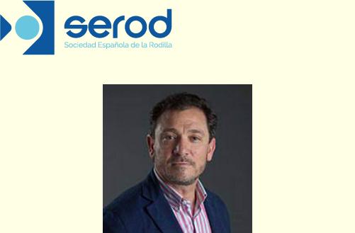 El Dr. Montilla nombrado Vicepresidente de la Sociedad Española de Rodilla